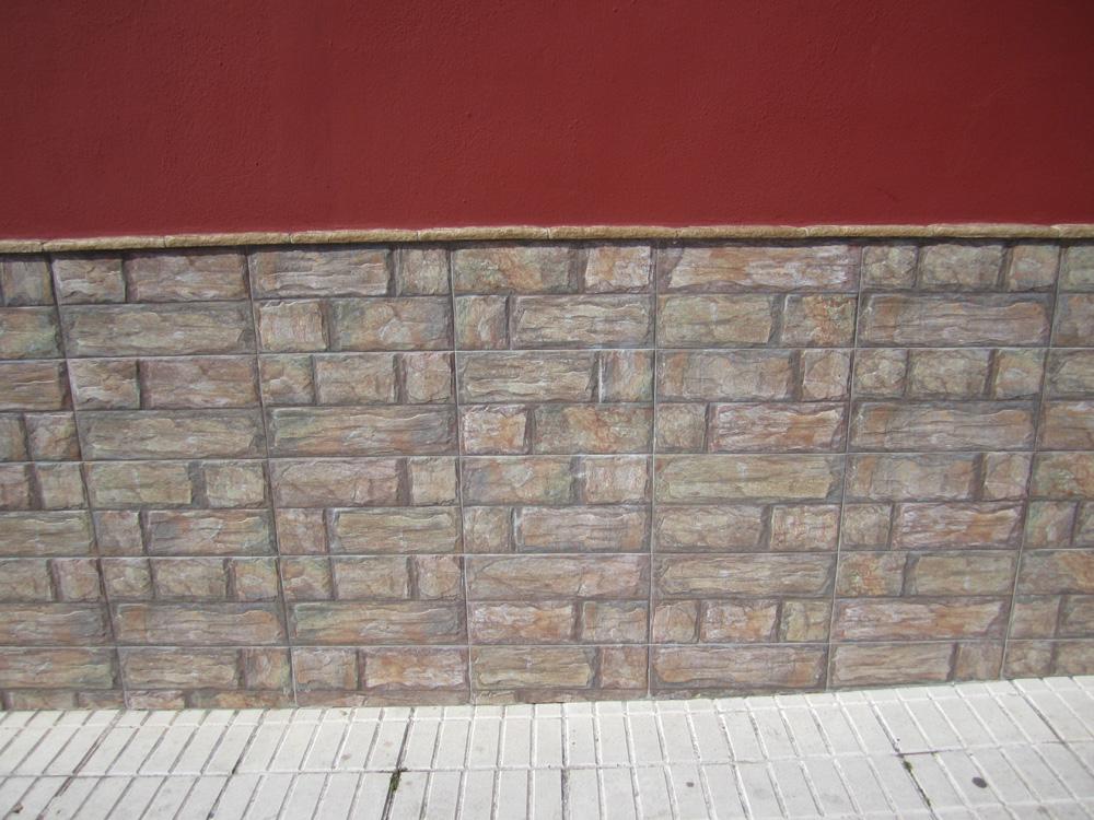 Solados y alicatados eduardo cuevas azulejos - Zocalos de piedra ...