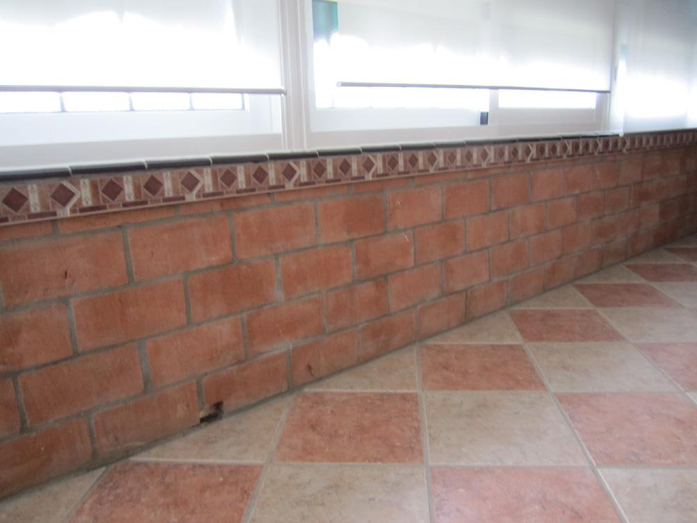 Alicatados rusticos materiales de construcci n para la - Azulejos rusticos para patios ...